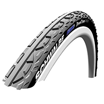 Amazon.com : Schwalbe DownTown HS 342 Wheelchair Tire - Wire Bead ...