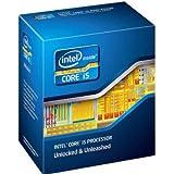 Intel Core i5-3550 Prozessor (3,3GHz, 6MB Cache, Sockel 1155) boxed