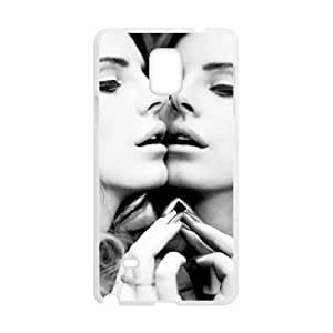 T-TGL(RQ) Samsung Galaxy Note 4 Hard Back Cover Case Lana Del Rey with Hard Shell Protection