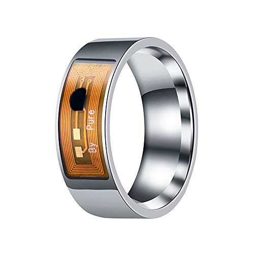Ruimin 1PC NFC Smart Ring Electronics Mobile Phone Accessories for Android Windows NFC Mobile ()
