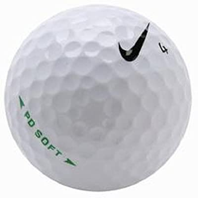 Nike PD Soft AAA Used Golf Balls, Great Condition, 24-Pack