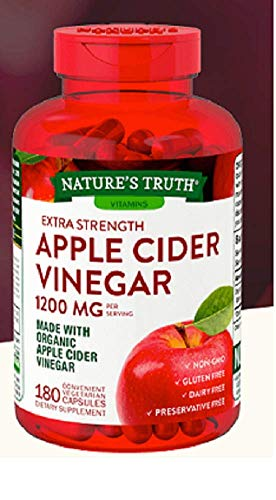 The Best Apple Cider Vinegar Pills Organic