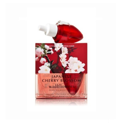 - Bath and Body Works Wallflowers Refill Bulbs 2 Pack Japanese Cherry Blossom
