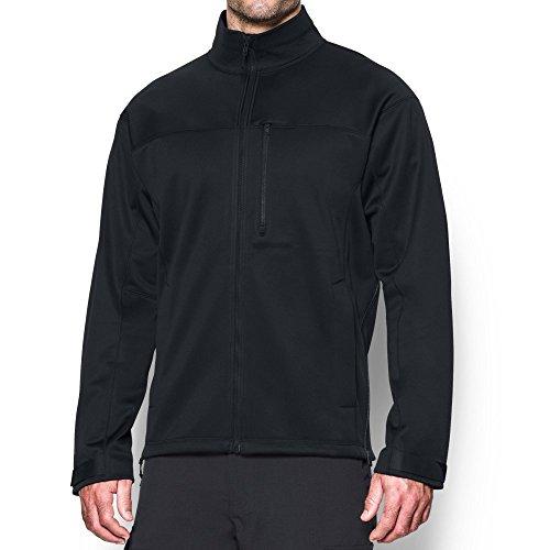 Tactical Under Armour - Under Armour Men's Tactical Duty Jacket, Black/Black, Medium