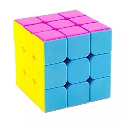 Formula Yongjun YJ GuanLong 3x3x3 Stickerless Magic Cube