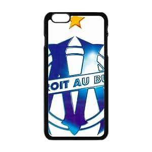 QQQO Five major European Football League Hight Quality Protective Case for Iphone 6plus Kimberly Kurzendoerfer