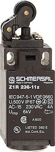Schmersal Positionsschalter Z1R 236 11Z M20 Mit Betä tiger - Sprungschaltung - Rollenhebel K.A. Schmersal GmbH & Co. KG Z1R 236-11z M20