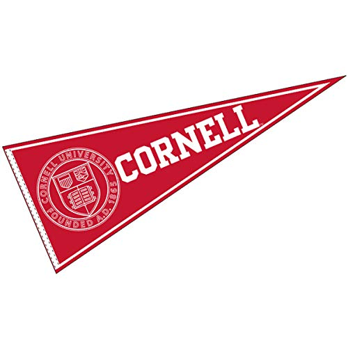 (College Flags and Banners Co. Cornell University Pennant Full Size Felt)
