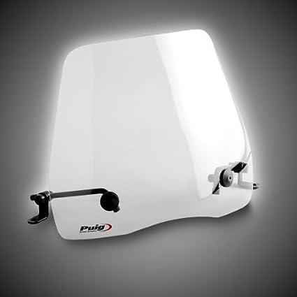 Puig 6015h Pare-Brise mod/èle Traffic Piaggio Typhoon 50//125/Transparent//Gris fum/ée