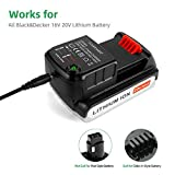 FLAGPOWER 20V Lithium Battery Charger LCS1620 for