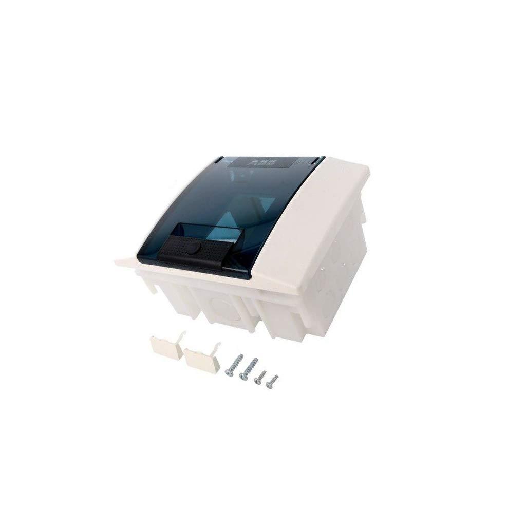 1SLM004100A1200 Enclosure: for modular components IP41 grey No.of mod: 4 ABB