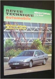 Rta 561.2 Renault safrane diesel: Amazon.es: Etai: Libros en idiomas extranjeros