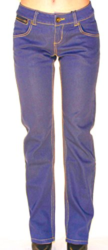 Outfitters Nation Mujer Jeans Azul