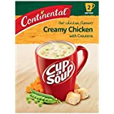 Continental Cup-A-Soup Creamy Chicken With Croutons 2 pack 60g