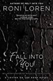 by loren roni author fall into you loving on the edge novels by loren roni author dec 31 2012 paperback