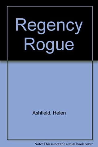 book cover of Regency Rogue