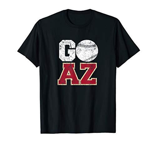 Vintage AZ Arizona Baseball City - Vintage T-shirt Az