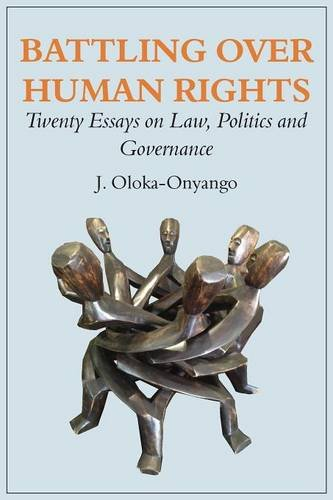 Download Battling over Human Rights: Twenty Essays on Law, Politics and Governance PDF