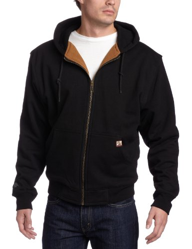 Dri-Duck Men's Crossfire Hooded Fleece Jacket