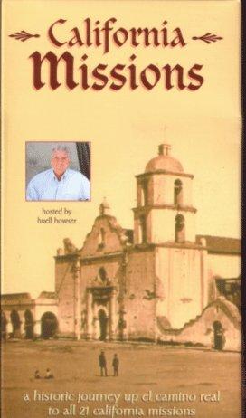 California Missions w/Huell Howser: #103 Santa Barbara, Santa Ines, La Purisima Concepcion