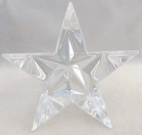 Baccarat Baccarat Crystal Figurines & Giftware Star - Clear - No Box Crystal Giftware No Box