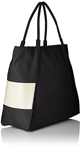 Canvas Women's Lara Black 900 Xlho Shopper Joop black Handbag q75zq