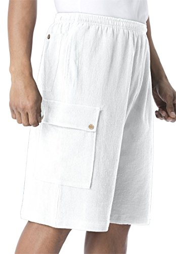 Kingsize Cotton Shorts Inside Drawstring