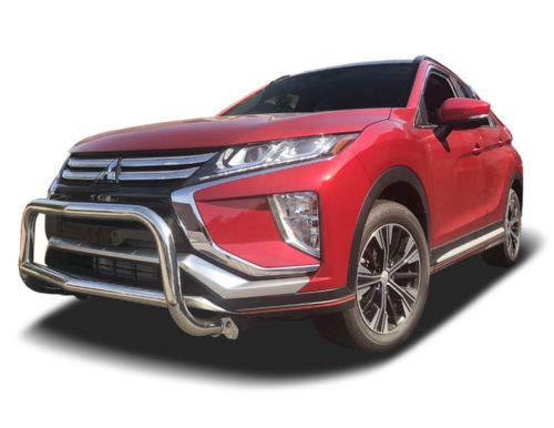 Broadfeet A-Bar Front Bumper Guard Protector for Mitsubishi Eclipse Cross 2018+