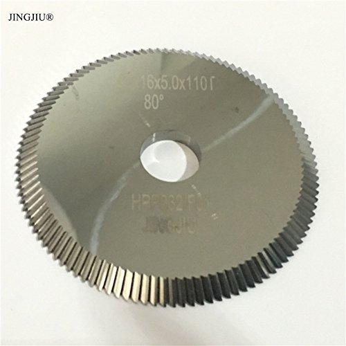 (Key cutter(80X5X16) CU50A-P32 in carbide material for SILCA BRAVO III machine(one piece) With Expedited Shipping (SILCA ref.:D717898ZB))