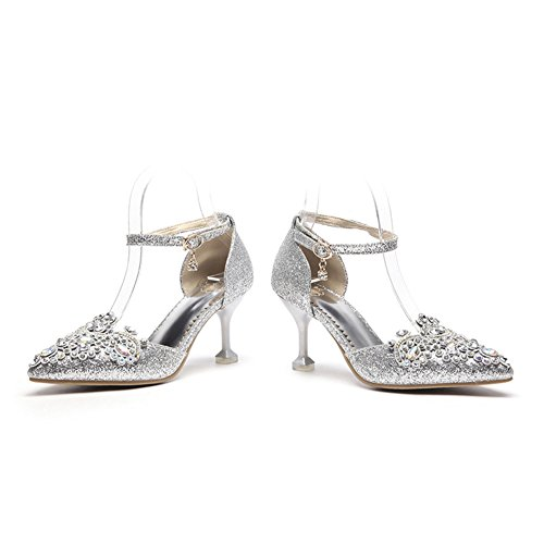 2018 PU de Verano Mujer o Tac Zapatos Artificial Oto Primavera 4TnfBqxFv