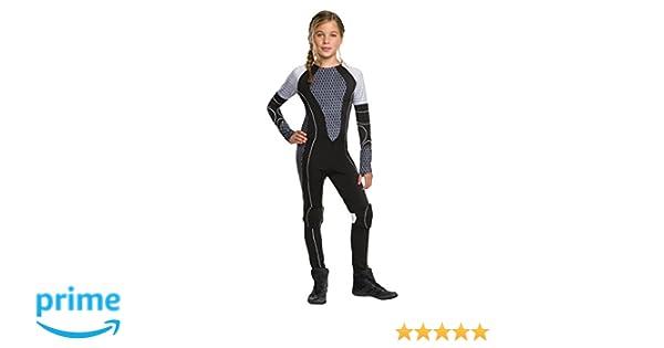 Disfraz Oficial de Katniss para niñas de RubieS