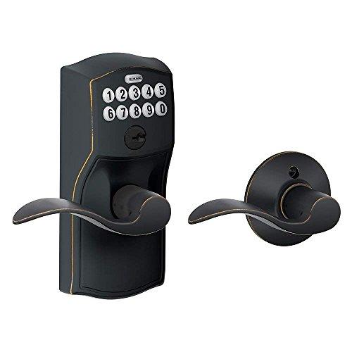 Schlage FE595 CAM 619 Keypad Door Lock