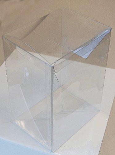 Hard Plastic Figure - Funko Pop Acid-Free Plastic Protector Case Lot of 10