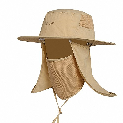 Maoko Outdoor Sun Protection Hats For Men - Hours Diego Sun