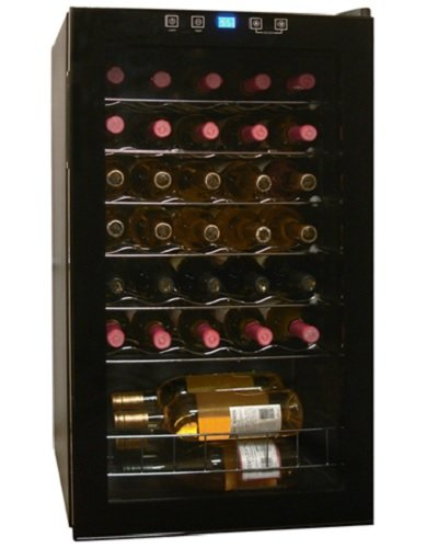 Vinotemp 34-Bottle Touch Screen Wine (Vinotemp Wine Cooler)