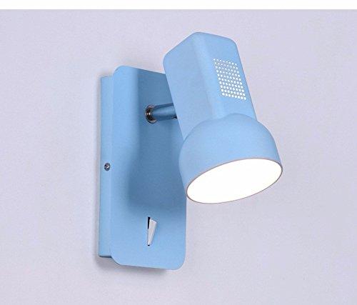 Anbiratlesn Modern E27 Vintage Rustikal Wandlampe für Schlafzimmer Wohnzimmer Korridor Badezimmer Küche lösen drehen Retro Treppenlicht