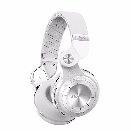 Bluedio T2 (Turbine 2) Hurricane Turbine Dynamic 4.1 Bluetooth On-Ear Over-Ear