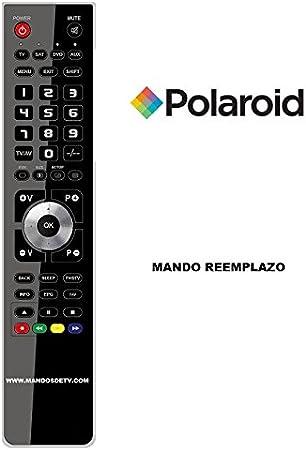 Mando TV Polaroid TQL24F4PR001: Amazon.es: Electrónica