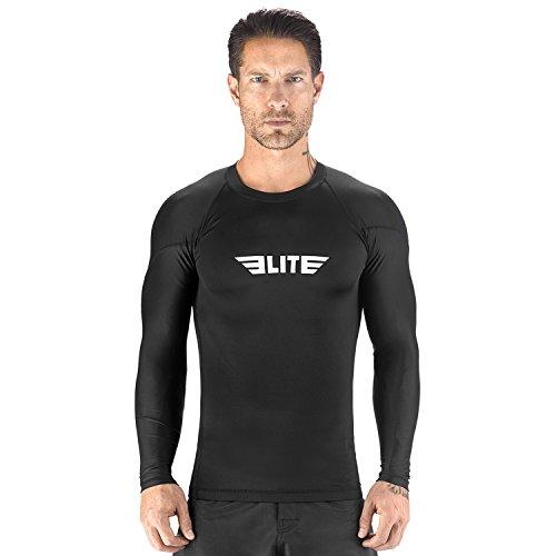 Elite Sports NEW ITEM Full Long Sleeve Compression, MMA