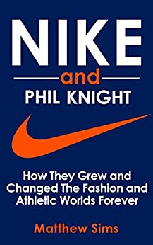 Nike Phil Knight Athletic Forever ebook product image