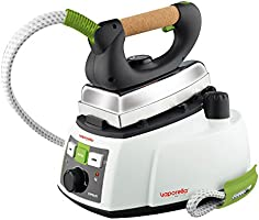 Polti Vaporella 535 Eco Pro - Centro de planchado con tapón de seguridad y función Eco