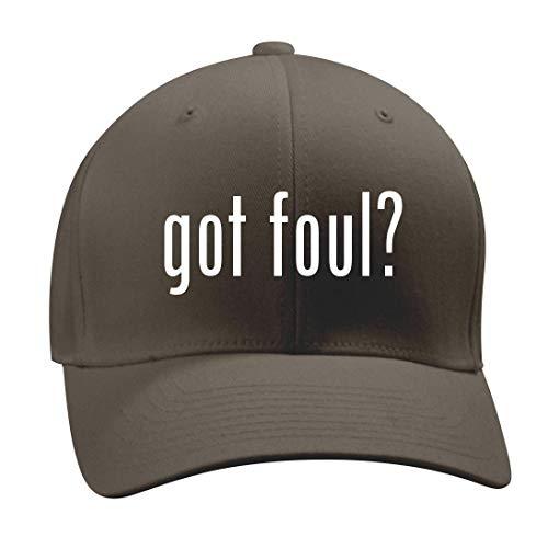 got Foul? - A Nice Men's Adult Baseball Hat Cap, Dark Grey, (Foul Weather Hats)