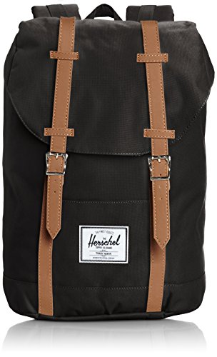 Herschel Supply Co. Retreat Backpack,Black,One Size