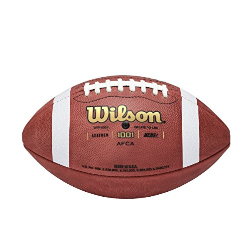 Wilson Official Size NCAA 1001 Football