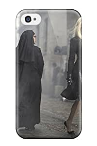 Slim Fit Tpu Protector Shock Absorbent Bumper Three Days To Kill Movie Case For Iphone 4/4s