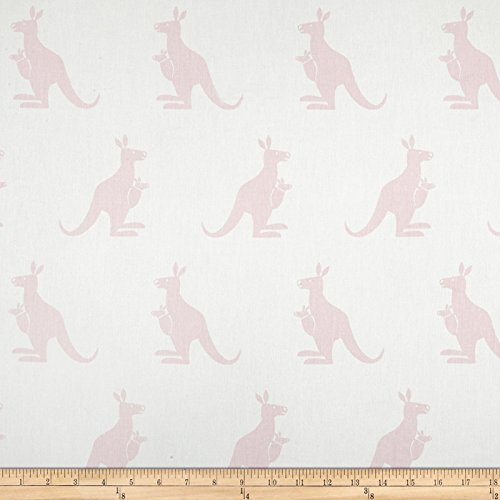 Premier Prints Kangaroo Twill Bella/White Fabric By The Yard