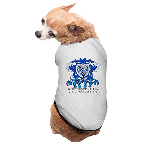 TANGDANMEI WRV Basketball Pet Cloth Dog Costumes Dog Accessories Dog Hoodie Beautiful Art Dog Jumpers 100% - Wrv Shop
