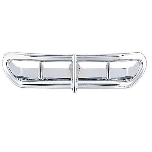Chrome Fairing Vent Accent For Harley HD Touring Electra Street Tri Glide 2014 2015 2016 2017 2018 14 15 17 (Fairing Accents)
