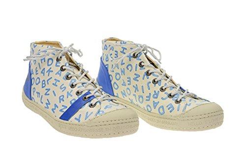 Lace Blau 002 Weiß Eject Half Blue Classic Shoe 16225 Up Women's gScSYU