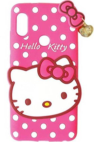 677b97511ce Redmi Note 5 Pro Hello Kitty Back Cover Manicreations  Amazon.in   Electronics